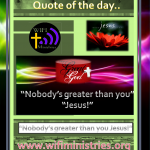 Quote of the day 9-30-2012